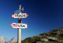 USA trade signs