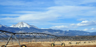 irrigation system in colorado