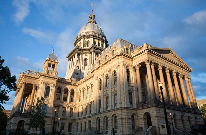 Illinois Capitol Building