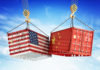 Economic trade war between USA and China