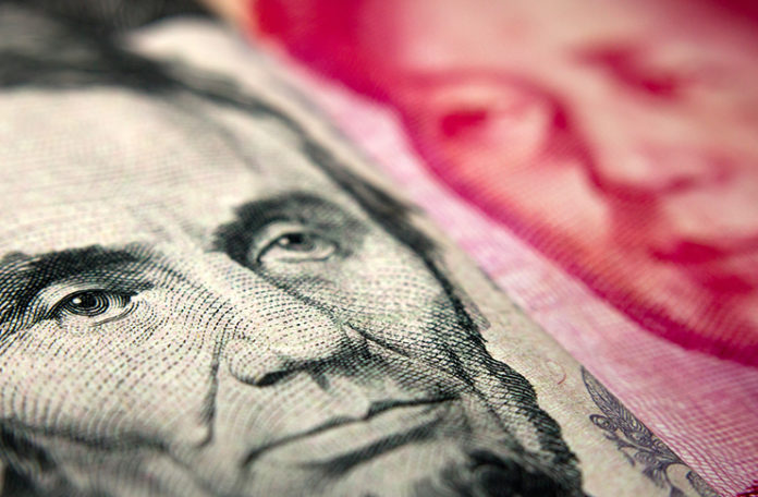 US and China Currency