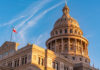 Texas State Captol Building in Austin, Texas